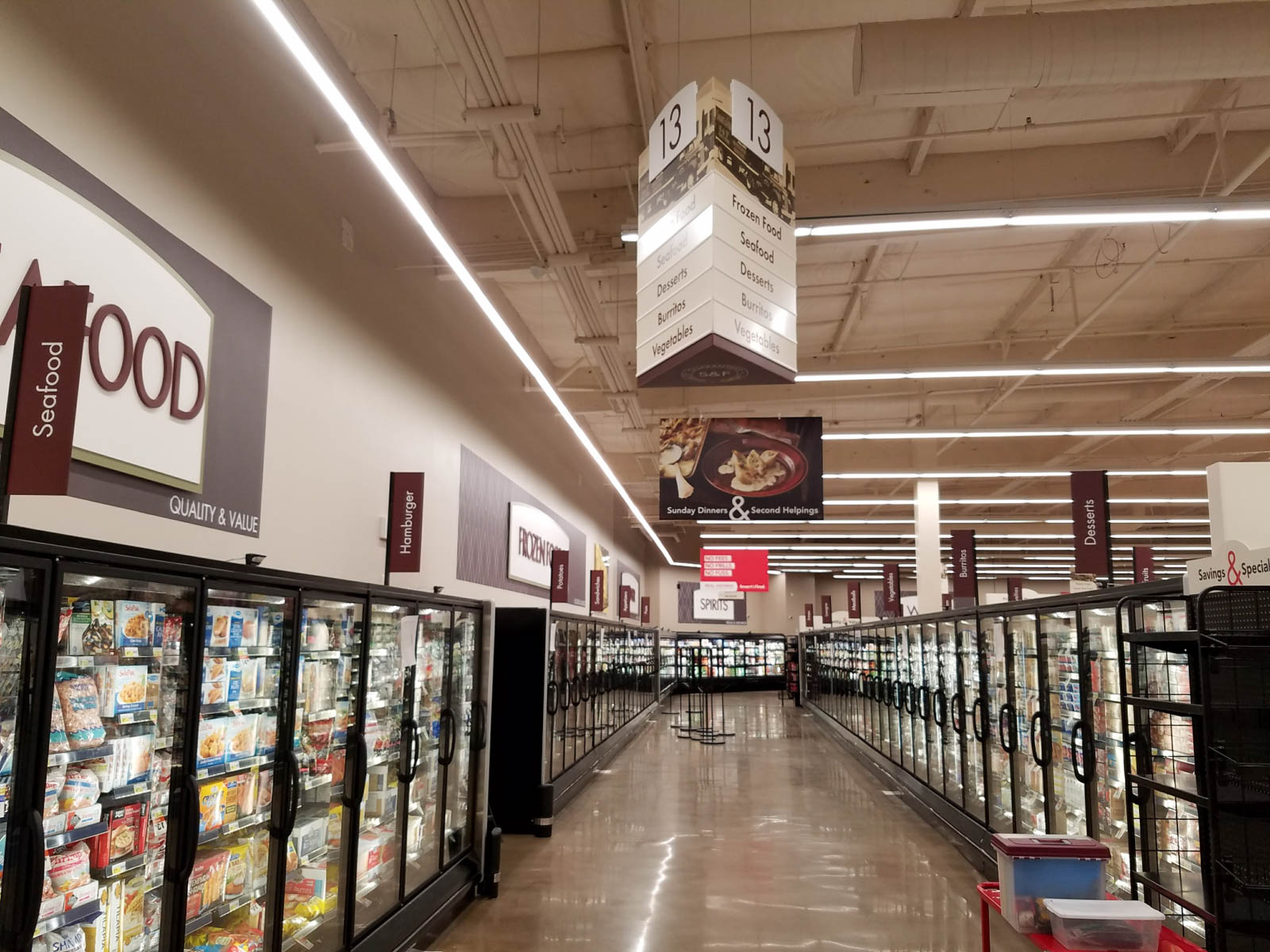Smart & Final Photo - Frozen Foods Department